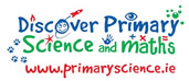 Discover Primary Science and Maths logo